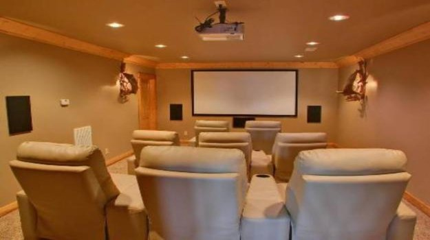 Home Theater Systems with Video Display