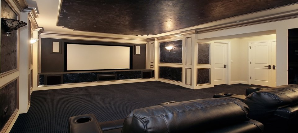 Media Rooms Houston TX | Custom Media Room Design & Install