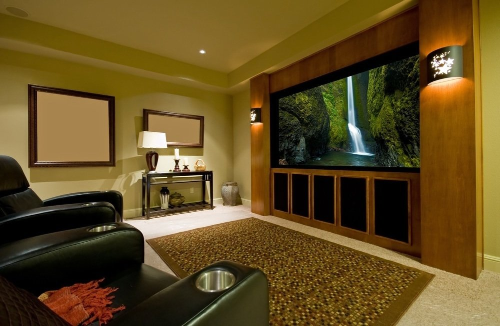 Most Decisions When Approaching A Houston Home Theater Clients System Design  Involve A Financial Aspect, ...
