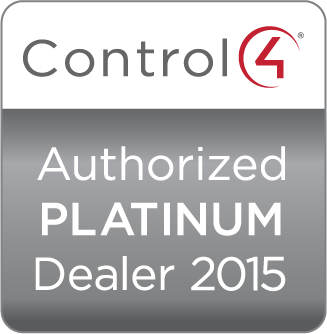 Your Authorized Control 4 Dealer!